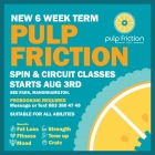 Pulp Friction Nutrition & Fitness Gym Spin & Circuit Class