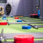 Pulp Friction Nutrition & Fitness Gym Circuit Class
