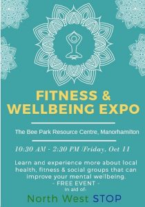 Fitness & Wellbeing Expo @ Bee Park Community Centre