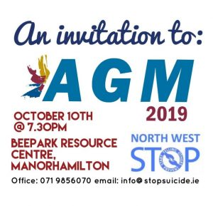 AGM-North West Stop @ Bee Park Community Centre