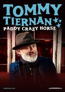 Tommy Tiernan - Paddy Crazy Horse Tour @ Bee Park Community Centre