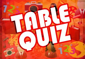 Family Table Quiz @ Bee Park Community Centre